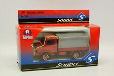 Solido Pompiers 1/50 - Mercedes Unimog Bâché Tarn