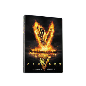 Vikings: Complete Season 6 Volume 2 (3 Discs,DVD Box Set) Brand New and Sealed