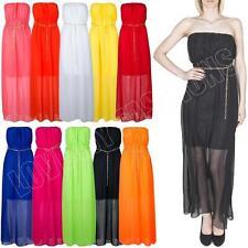 Petite Sleeveless Polyester Boho, Hippie Dresses for Women