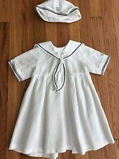 Emile Et Rose Girls Sailor Dress 18th Months