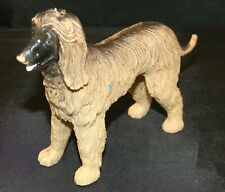 "1974 Imperial Toy Co. ""Afghan Hound"" Dog Figurine #1"
