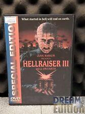 Hellraiser III [3]: Hell On Earth  [Special Edition] (1992) Chiller [DEd] HTF
