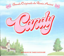 CANDY - B.O. ORIGINALE DU DESSIN ANIMÉ - CD ALBUM NEUF ET SOUS CELLO box 14