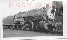 8A882 RP 1951/60s READING RAILROAD 2-8-0  ENGINE #1960 WILIMINGTON DE