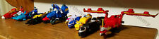 "Power Rangers Megaforce DX ""Ultra Gosei Great Megazord & Vehicles lot"""