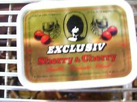 Alte Dose , Blechdose , Tabakdose , Exclusiv Cherry  Mixture 50g Pipe Tobacco