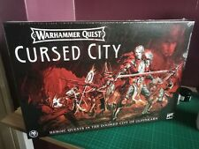 Warhammer Cursed City Sealed Boxed Set By Games Workshop