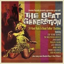 Beat Generation 34 Kool Kuts Talkin Daddios CD 2017