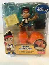 Disney Junior Treasure Snatcher Jake & The Never Land Pirates New In Box