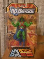 DC Universe Classics Martian Manhunter Moc