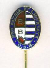 AURORA PRO PATRIA 1919 football club PIN BADGE soccer ITALY calcio Busto Arsizio