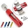 Metal Adjustable Watch Band Strap Bracelet Link Pin Remover Repair Tool Kit Set