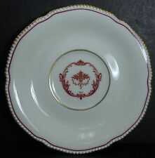 CASTLETON china KING EDWARD pattern Saucer