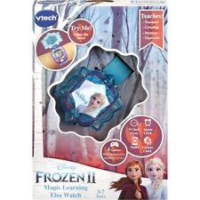 VTech Frozen 2 Magic Learning Elsa Watch