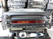 Mini COOPER MP3 Radio BUSINESS CD 53 player BMW RCD for S ONE CABRIO R50 R52 R53