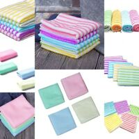 High Efficient Kitchen Dish Cloth Towel Anti-grease Washing Cleaning Magics