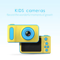 Waterproof Cameras Digital HD 1080P Camera 2 Inch Color Display Gift For Kids LN