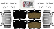 Disc Brake Pad Set-AmeriPro Ceramic Rear Autopartsource fits 2004 Toyota RAV4