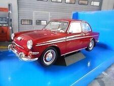 3600VOLKSWAGEN VW 1500 S 1500S Typ 3 dunkel rot 1963 MCG Sonderpreis 1:18