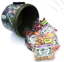 Session bucket - Carp boilie Selection mix