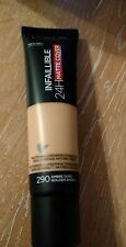 L'OREAL INFALLIBLE TOTAL COVER..GOLDEN AMBER..No 290.