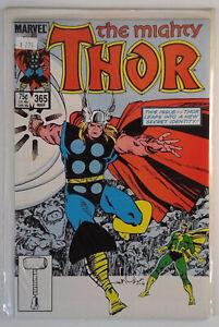 Thor #365 (1986) Marvel 9.2 NM- Comic Book