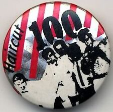 Haircut 100 Hundred Badge Button #1ADVEST