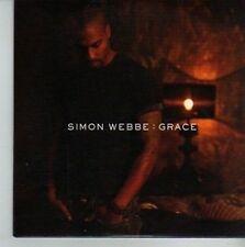 (CV254) Simon Webbe, Grace - 2007 DJ CD