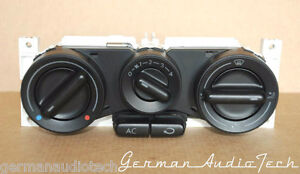 VOLKSWAGEN VW CLIMATE CONTROL NEW BEETLE AC HEATER 1998 99 00 01 02 1C0820045