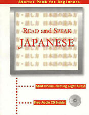 Read and Speak Japanese-Helen Bagley