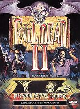Evil Dead 2: Dead by Dawn (Dvd, 2000)