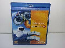 Wall-E (Blu-ray/DVD, Canadian, Widescreen, 3-Disc Set) Very Good