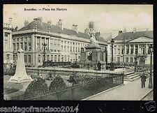 Belgie 79.-Bruxelles -Place des Martyrs