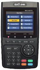 SATLINK WS-6975 DVB-T2 Satellite Meter Finder MPEG-2/MPEG4 Supports H.265 QPSK
