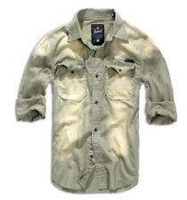 Camisas y polos de hombre negro color principal gris