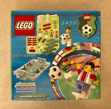 Lego Soccer Target Practice 3424 Building Toy Minifigure 36 Pieces