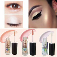Fashion Cosmetic Makeup Face Eye Highlighter Liquid Contour Brightener Shimmer
