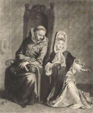 Mezzotint Religious Art Prints