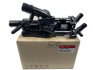 Original Thermostat Unit Coolant Temperature Control Santa Fe Sport Sonata 2.0L