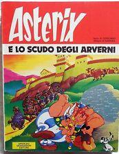 ASTERIX E LO SCUDO DEGLI ARVERNI I FUMETTI MONDADORI 1980