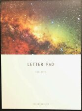 Galaxy Space Letter Pad Stationery - Cute Kawaii Korean Writing Paper ~ 63 pages