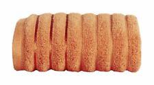 6 PIECE RIBBED SPICE ORANGE 100% ZERO TWIST 600GSM HAND BATH SHEET TOWELS