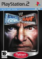 WWE Smackdown vs Raw (PS2) - Game  B4VG The Cheap Fast Free Post