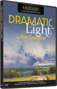 KIM CASEBEER: DRAMATIC LIGHT - Art Instruction DVD