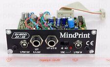MINDPRINT DI-MOD 24/48 Digital option AD/DA t-Comp en-voice + 1.5 ans de garantie
