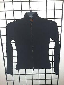 ESSENDI Full Zip, Long Peep Sleeve, Sweater / Jacket