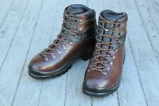 Rugged Scarpa Sl M3 66002 Bx Backpacking Mountain Boots Men's Us 11 Eu 44.5 Vg+