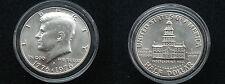 USA , PRECIOSO 1/2 HALF DOLLAR DE 1976 . PLATA