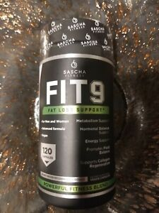 SASCHA FITNESS FIT 9 FAT BURNER.Condition is new.