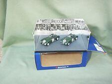 COFFRET JAGUAR TYPE C #18/20 VAINQUEUR 24H DU MANS 1951/1953 BRUMM 1/43